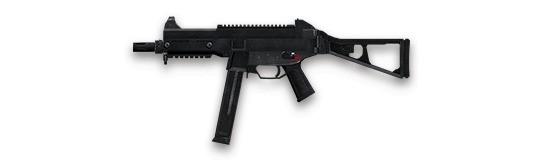 UMP - Free Fire - Ametralladora ligera