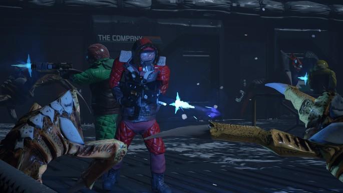 Unfortunate Spacemen - Juegos parecidos a Among Us