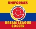 Uniformes de la selección de Colombia para Dream League Soccer