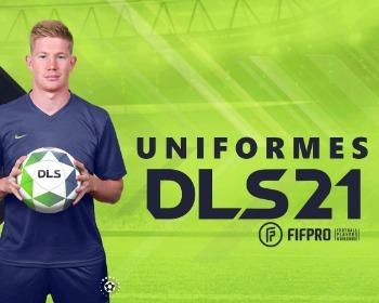 Uniformes para Dream League Soccer 2021: equipos latinoamericanos y europeos
