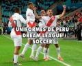 Uniformes de la selección de Perú para Dream League Soccer