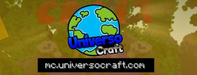 UniversoCraft Servidor Minecraft