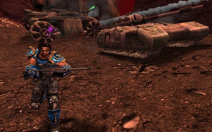 Unreal Tournament 2004 - Mejores juegos para PC