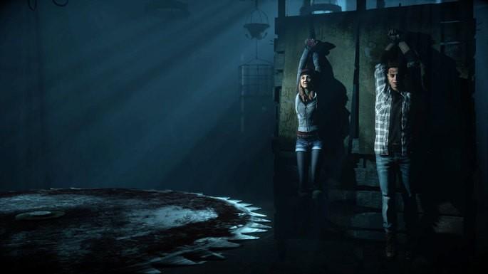 Until Dawn - Juegos exclusivos de la PS4