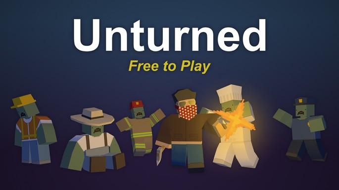 Unturned - Juegos de zombies para PC