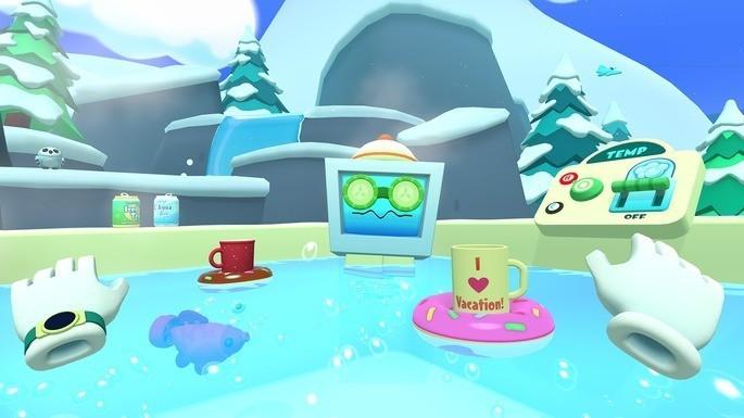 Vacation Simulator - Juegos VR