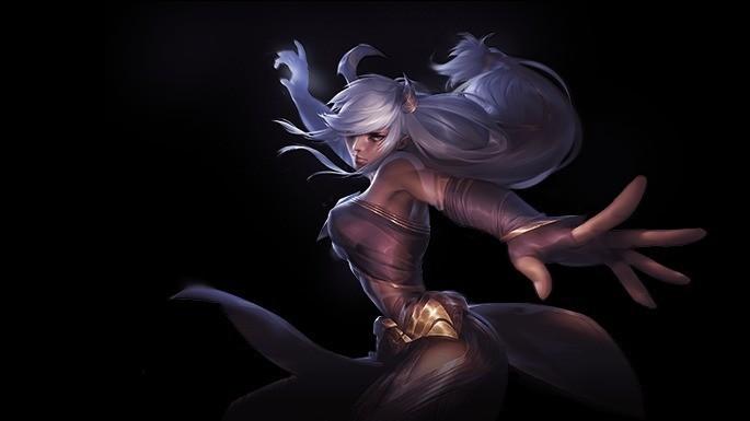 Valena - Tiradora de Champions Legion