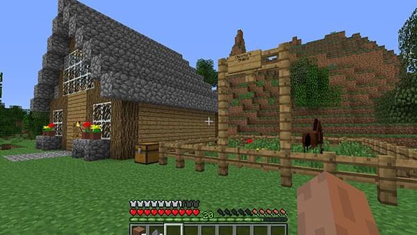 Valla en Minecraft