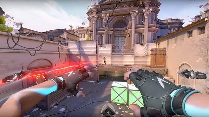 Valorant juegos shooter PC