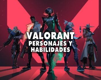 Valorant: guía completa de personajes y habilidades (actualizado con Reyna)