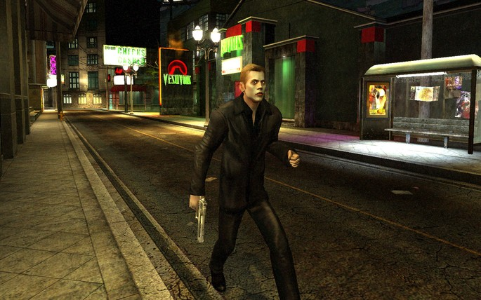 Vampire: The Masquerade - Bloodlines - Mejores juegos para PC