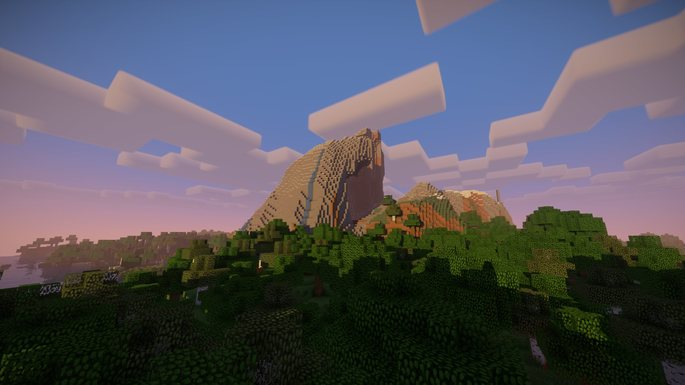 Vanilla Plus 2 - Shaders Minecraft