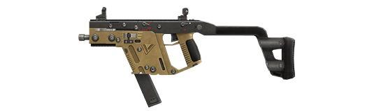 Vector - Free Fire - Ametralladora ligera