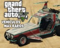¡Encuentra los vehículos más raros de GTA 5!