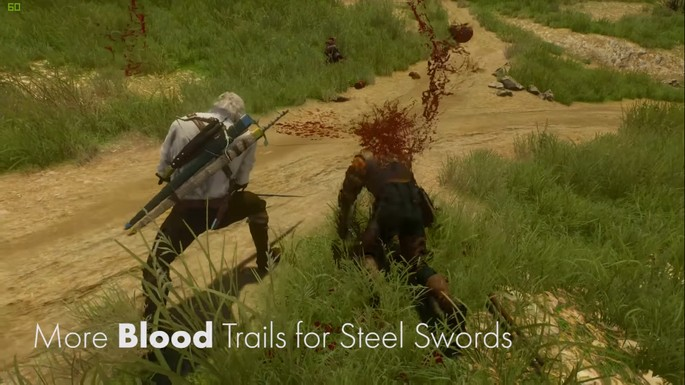 Versión Tarantino The Witcher 3 Mods