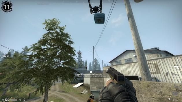 CSGO Danger Zone drones