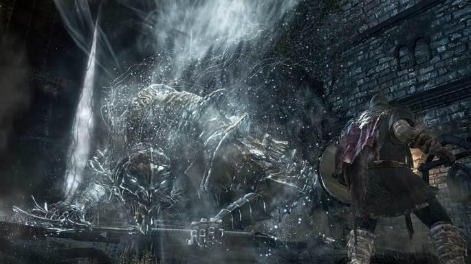 Vordt del Valle Boreal - Dark Souls 3 Bosses