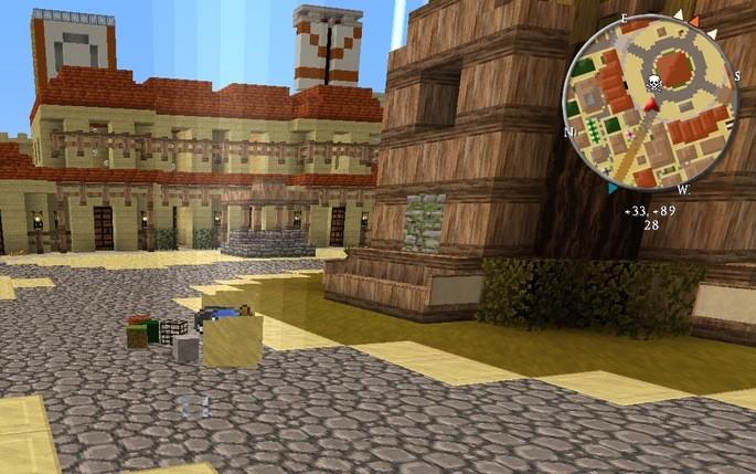 Mods para Minecraft - VoxelMap