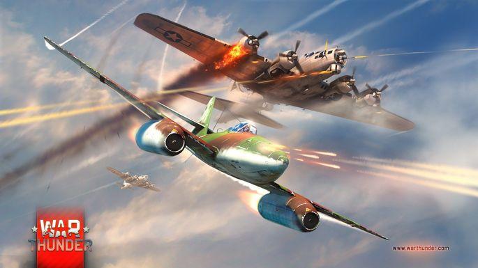 War Thunder - Mejores juegos gratis para PC
