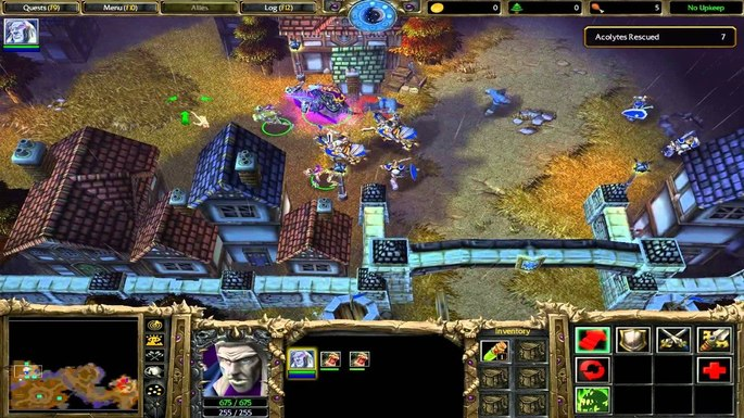 Warcraft 3 - Mejores juegos para PC