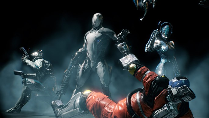 Warframe gratis PS4