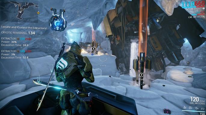 Warframe - Juegos de multijugador