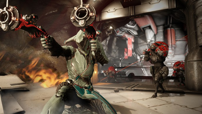 Warframe XBOX One