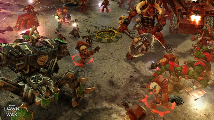 Warhammer 40000 Dawn of War - Master Collection
