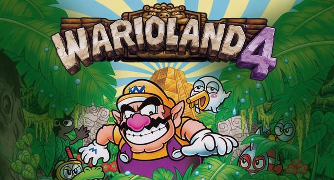 Wario Land 4 - Mejores juegos GBA
