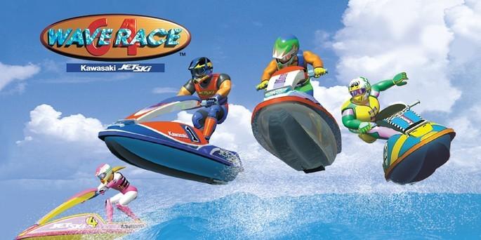 Wave Race 64 - Mejores juegos de la Nintendo 64