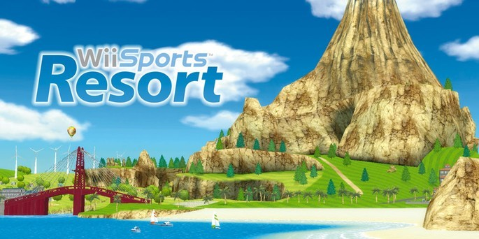 Wii Sports Resort - Juegos de Nintendo Wii