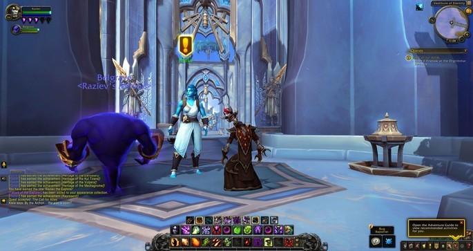 World of Warcraft - Juegos de multijugador