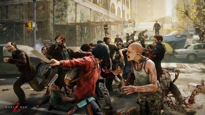 World War Z - Juegos de zombies para PC