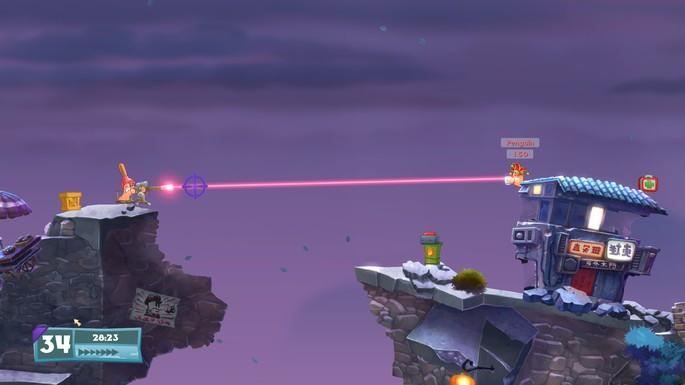 Worms WMD - Juegos multijugador local PC