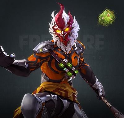 Wukong - Mejores personajes de Free Fire