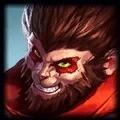 Wukong - Mejores campeones en League of Legends: Wild Rift