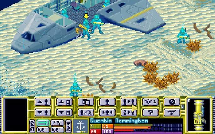 X-COM Terror From the Deep - Juegos más difíciles