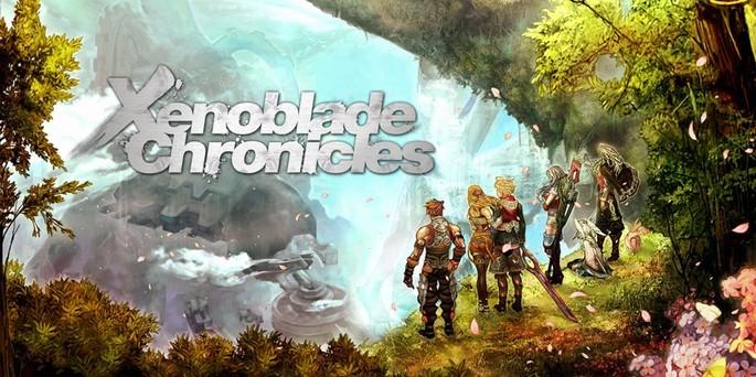 Xenoblade Chronicles - Juegos de Nintendo Wii