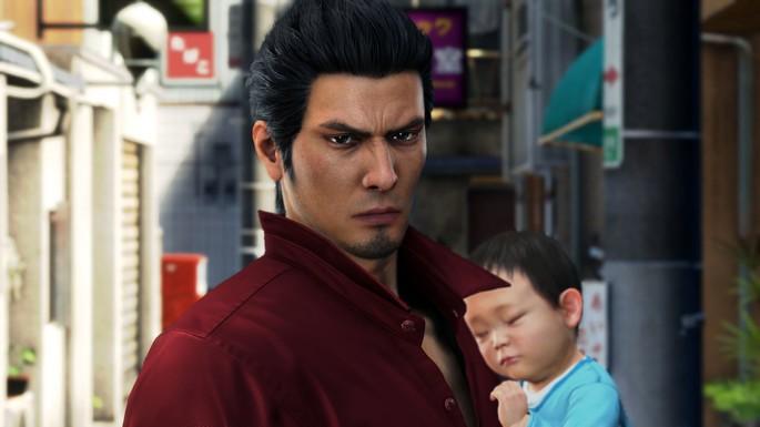 Yakuza 6 - Juegos exclusivos de la PS4