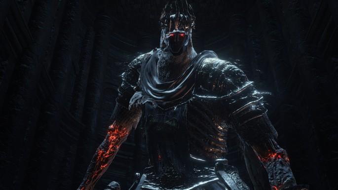 Yhorm el Gigante - Dark Souls 3 Bosses