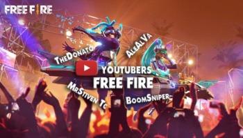 ¡10 Youtubers de Free Fire que valen la pena ver!