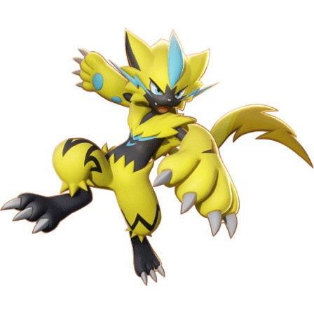 Zeraora Pokemon Unite