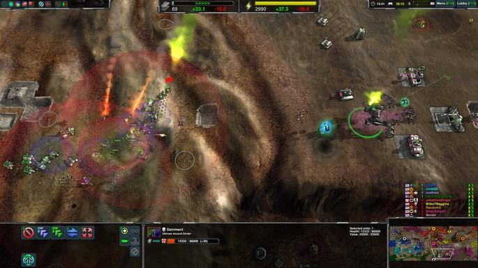 Zero-K - Juegos de estrategia para PC gratis