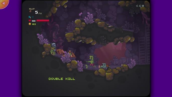 Zombotron 2 - Juegos FRIV navegador